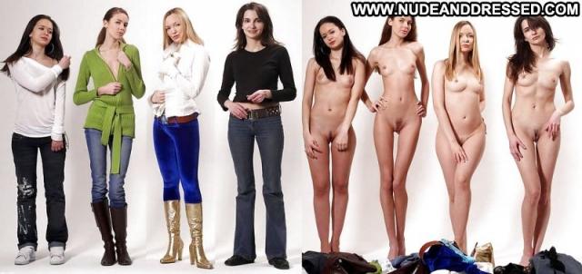 Several Amateurs Lesbians Nude Softcore Amateur