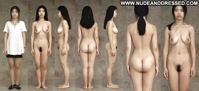 Several Amateurs Asian Showing Tits Showing Ass Busty Slut