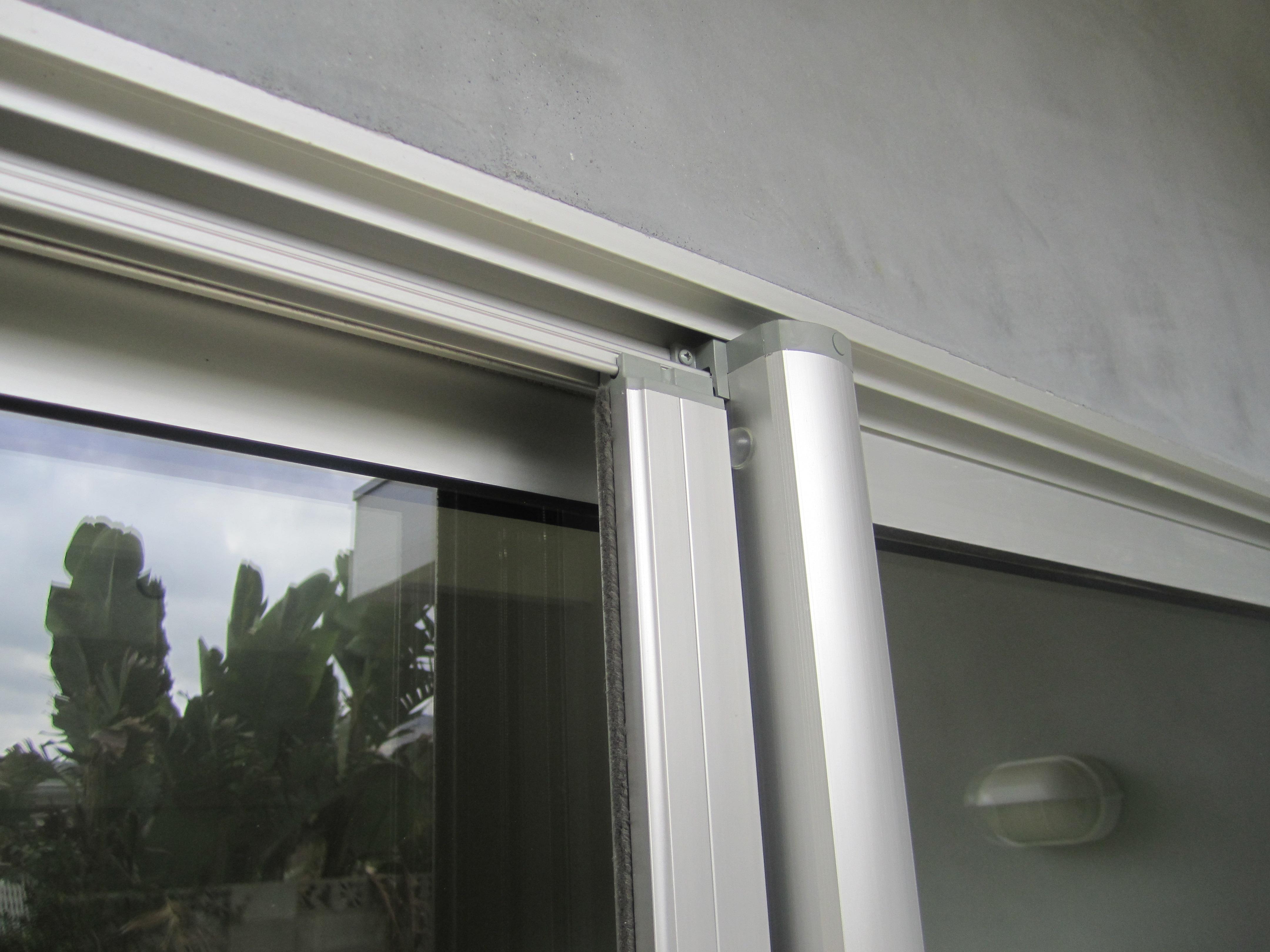 patio sliding screen door