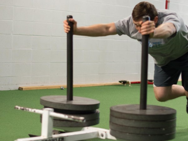 Prowler pushes