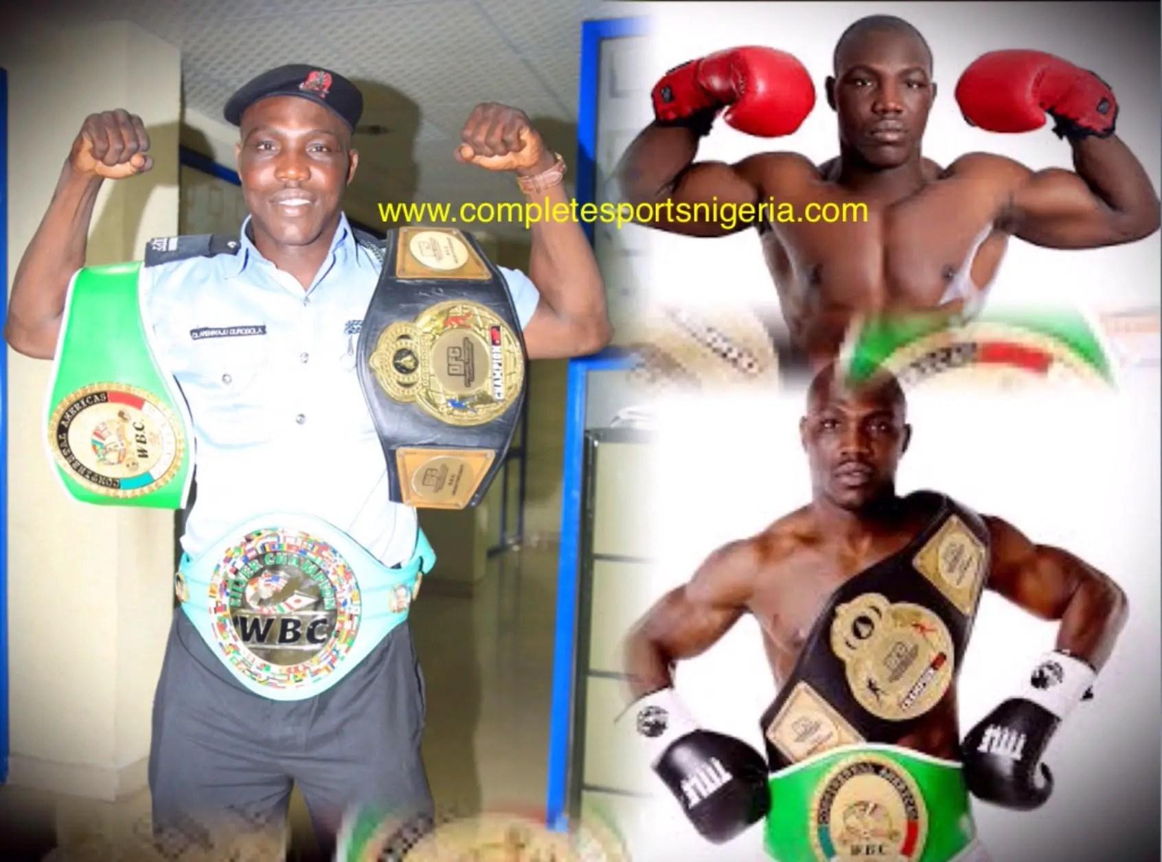 Durodola Confronts Russian For WBC World Title