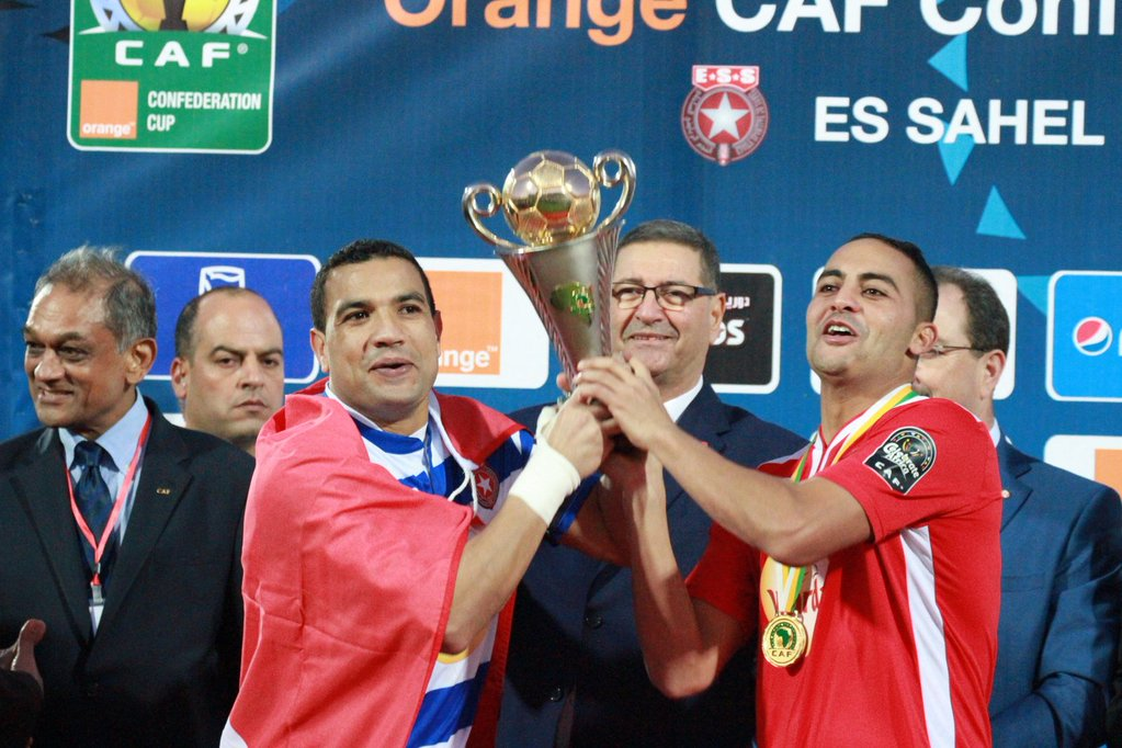 Etoile Clinch 2nd Confed. Cup Title, Beat Pirates In Final