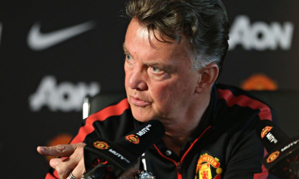 Van Gaal Worried About Blunt Attack, Norwich Coach Eyes United Upset