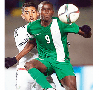 Osimhen Eager To Play In Front Of family, Lagos Fans Vs Sudan