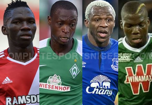 Omeruo, Ujah, Kone, Pogba In African Team Of The Week