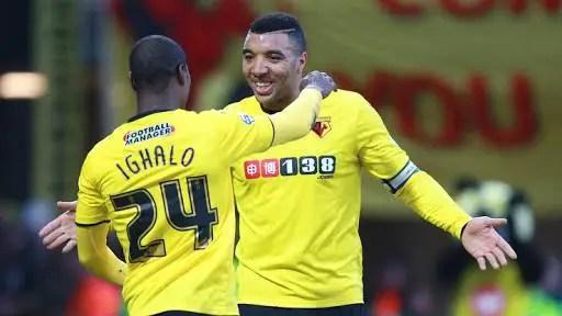 Watford Captain Loving Striking Partnership With Ighalo