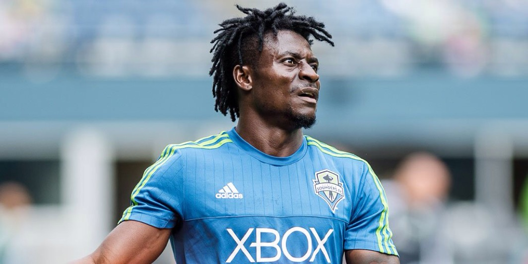Martins Thrilled By Sounders MVP, Golden Boot Awards