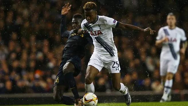 Europa: Spurs Send Echiejile's Monaco Out As Ezekiel, Fatai, Onuachu Advance