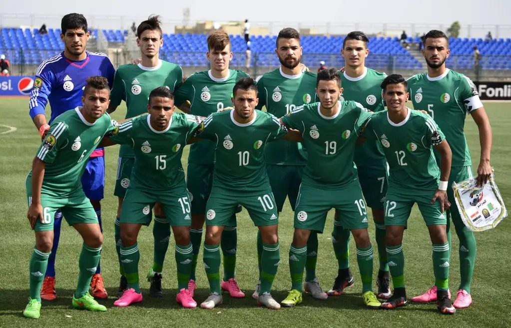 U-23 AFCON: Algeria Eliminate Mali, Boost Semifinal Chances