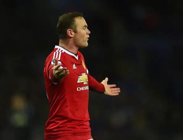 Van Gaal: Rooney, Rojo, Jones Out of West Ham Clash