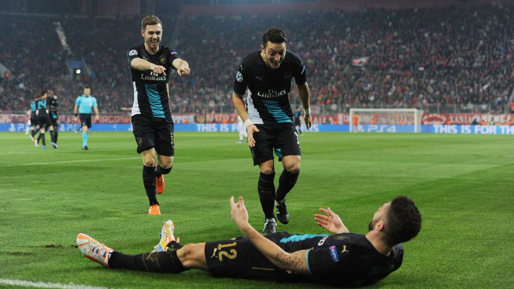Arsenal And The Great Escape