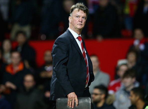 Van Gaal Angry With Media Speculation, Storms Out Of Press Conference