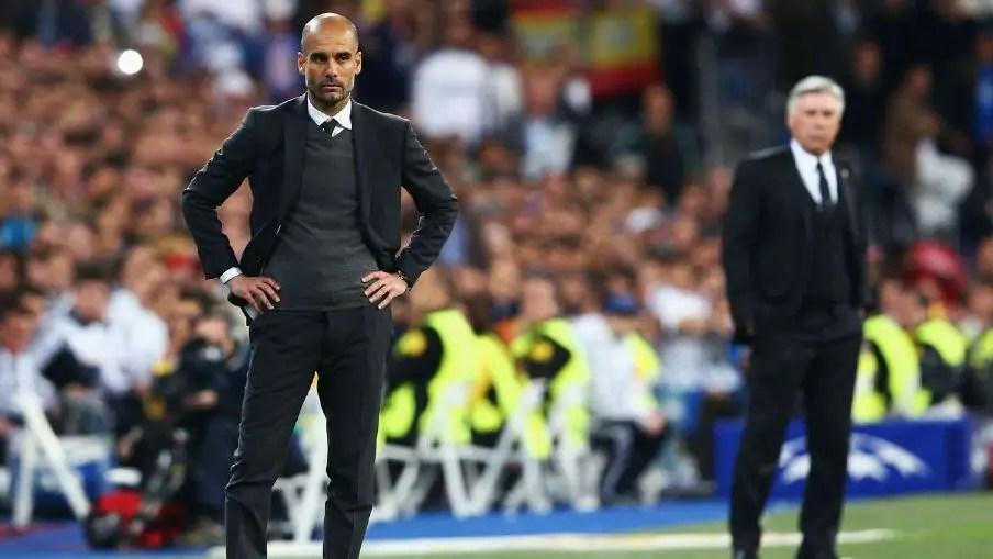 Ancelotti To Replace Departing Guardiola At Bayern Munich
