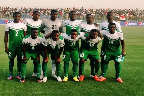 U-23 AFCON: Nigeria Will Reach Semis With A Draw Vs Algeria