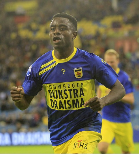 Ogbeche Fires Brace In Cambuur Win, Enyeama Keeps 7th Clean Sheet