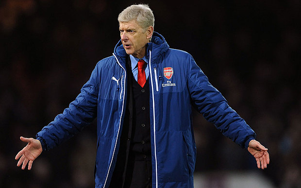 Wenger Rules Out Arsenal January Signing
