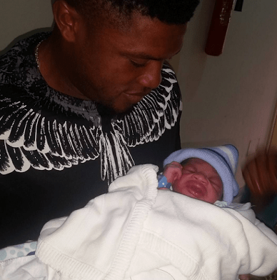 Gbolahan Salami Delighted To Welcome First Son