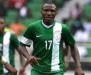 U-23 Eagles Captain Out Of Senegal Clash