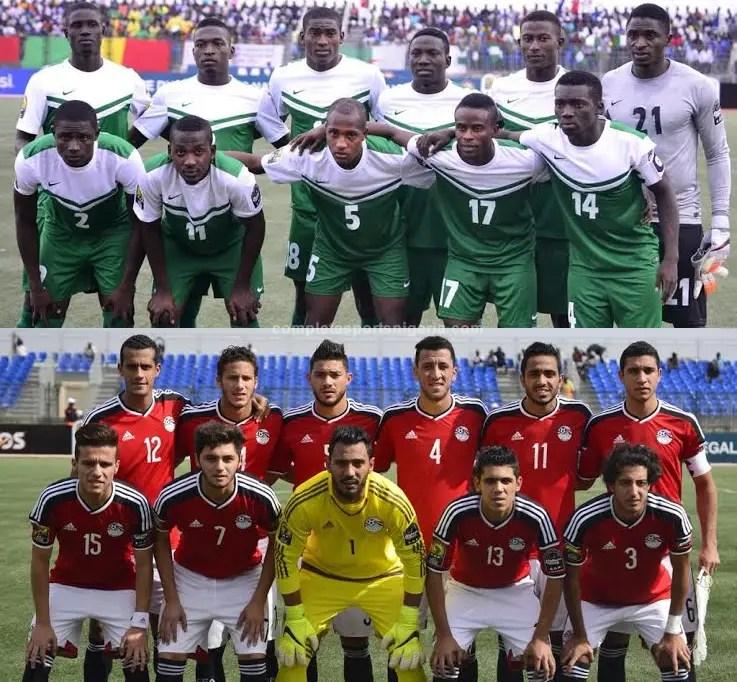 U-23 AFCON Group Tables: Senegal Through, Nigeria In Danger