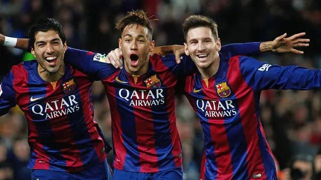 Barcelona Stars Dominate UEFA Team Of The Year