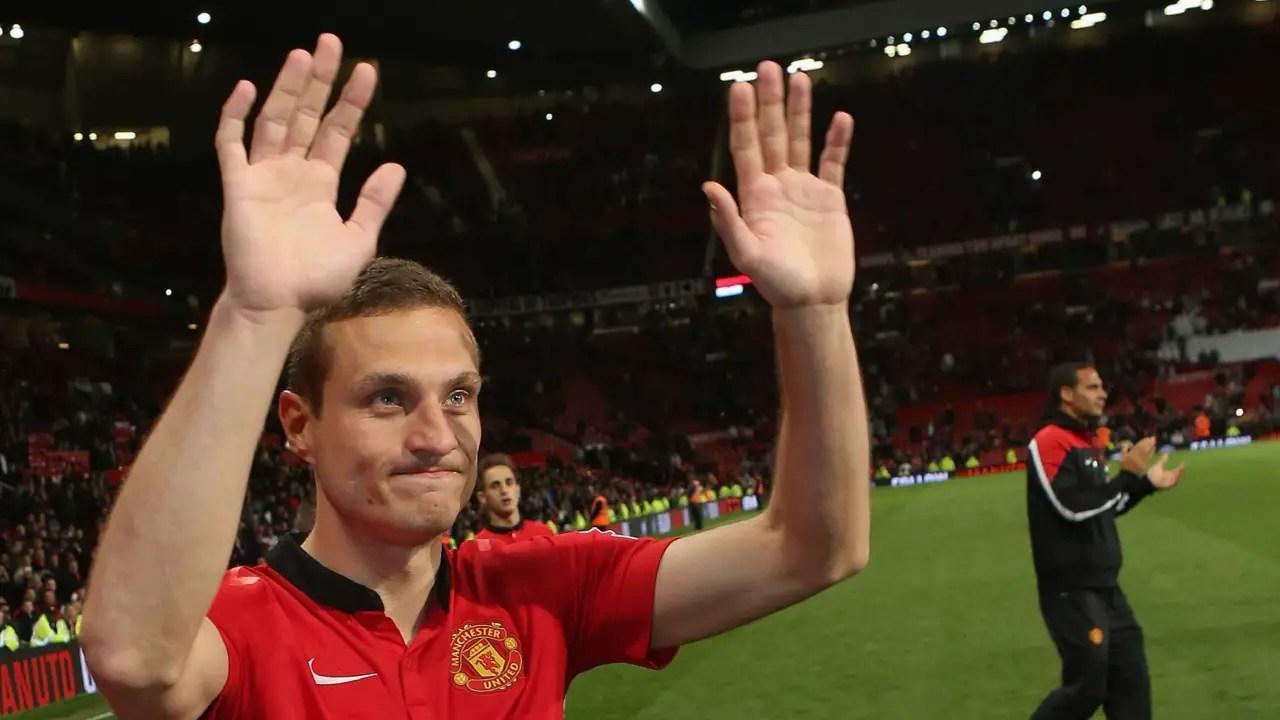 Man United Legend Vidic Retires From Football