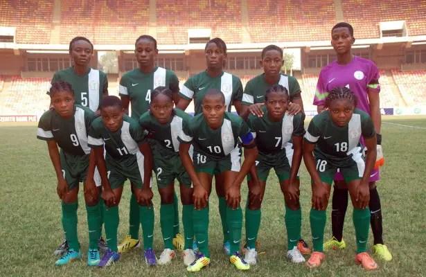 Flamingos Crush South Africa 7-0 On Aggregate, Qualify For U-17 WWC