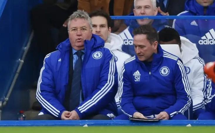Hiddink Respects Dangerous Everton, Fears Chelsea Relegation, Rules Out Hazard
