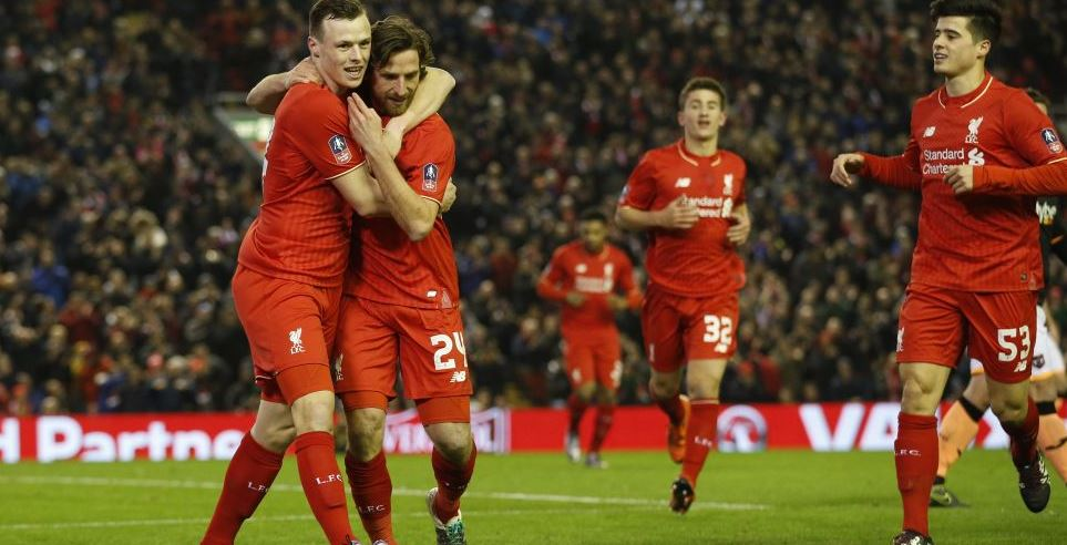 Liverpool, Spurs Advance Into FA Fourth Round