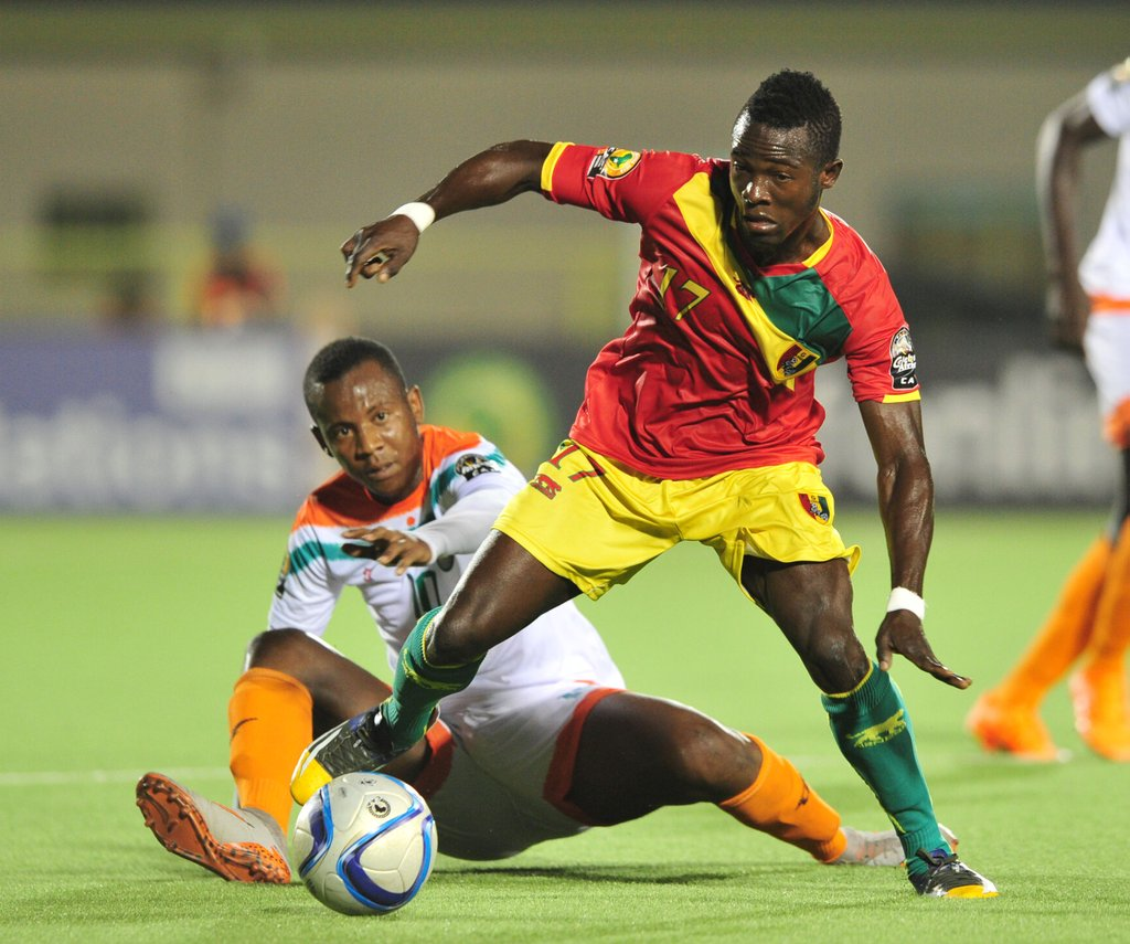 Guinea Coach: Nigeria Won't Stop Our March To Q/Finals