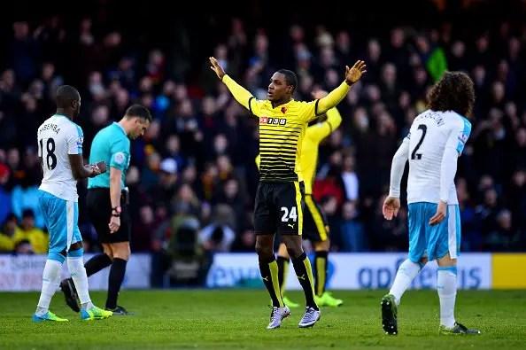 Ighalo Bags Goal No.14 As Watford Pip Newcastle