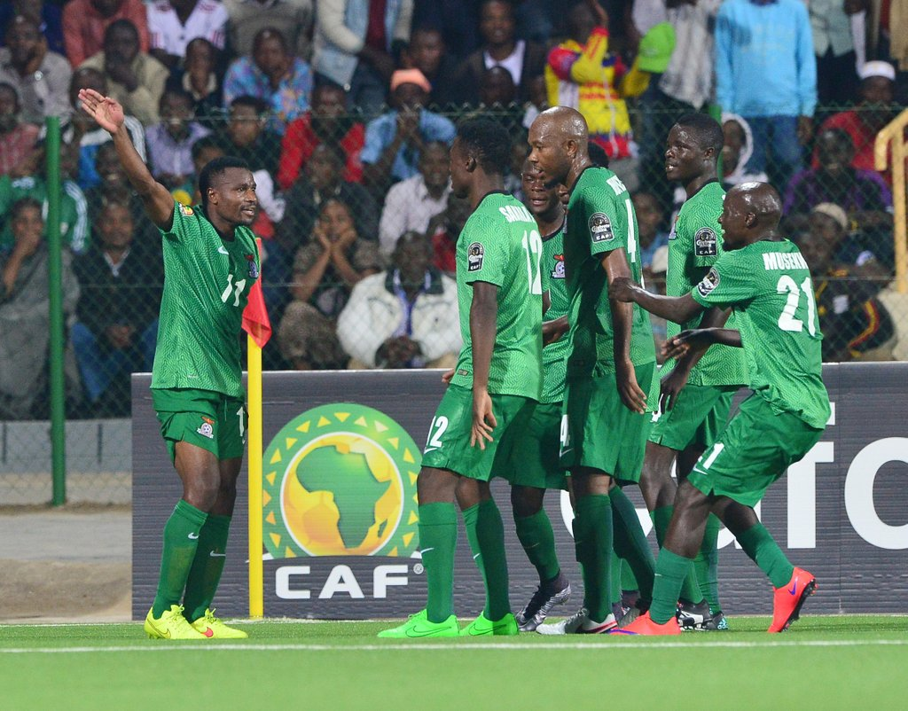 CHAN: Zambia Beat Uganda, Advance Into Q/Finals