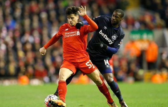 West Ham Force Liverpool Into FA Cup Replay
