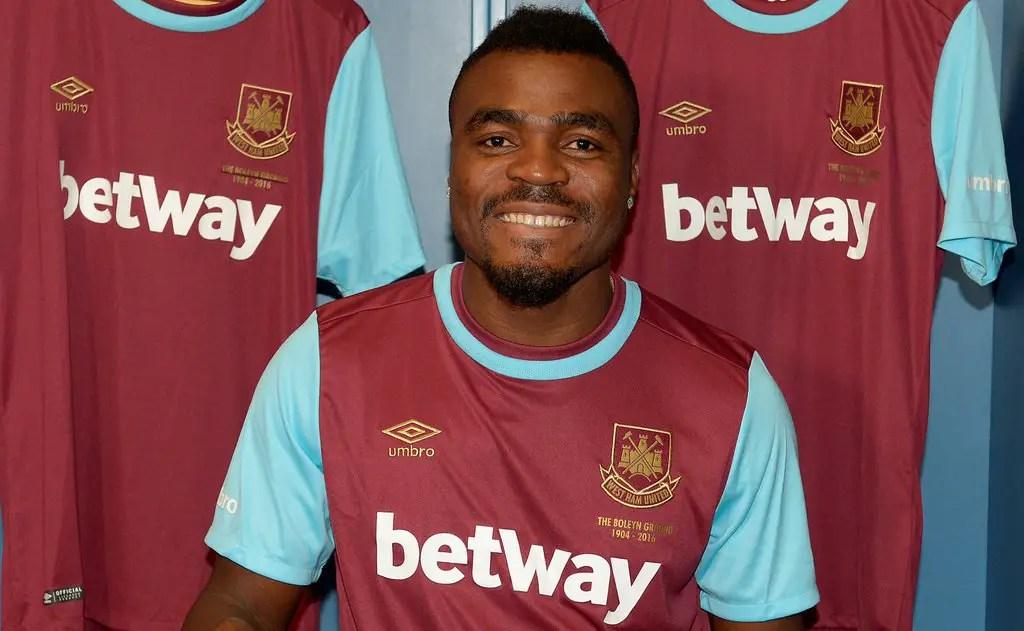 """West Ham Sign """"Happy"""" Emenike On Loan"""