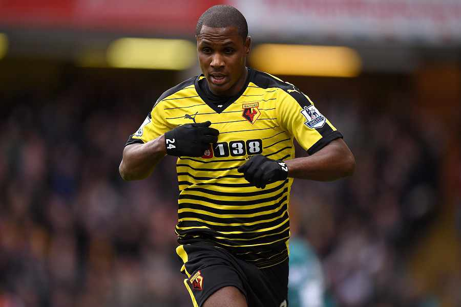 Man United Lead Arsenal In Race For Ighalo