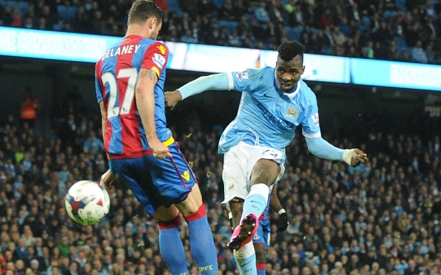Iheanacho Starts, Plays 57 Minutes In City's Rout Of Palace