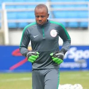 Ezenwa: Excited As Only NPFL Star For Nigeria Vs Senegal, Burkina
