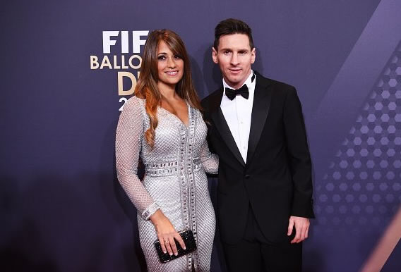 BREAKING: Messi Wins 2015 Ballon D'Or