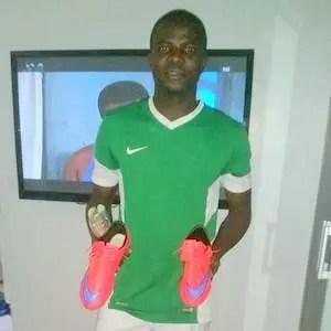 CHAN: Orji To Partner Obaroakpo Against Guinea