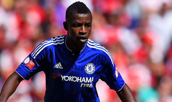 Chelsea's Ramires Joins Chinese Club Jiangsu For £25m