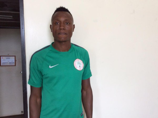 Gbadebo: It Feels Great Joining Home Eagles In Pretoria