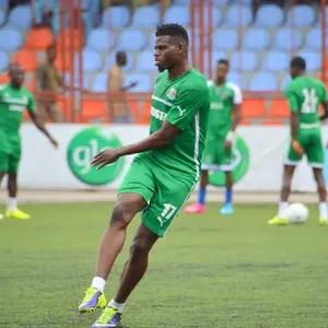 Adeniji, Chikatara Doubtful For Home Eagles Vs Angola Friendly