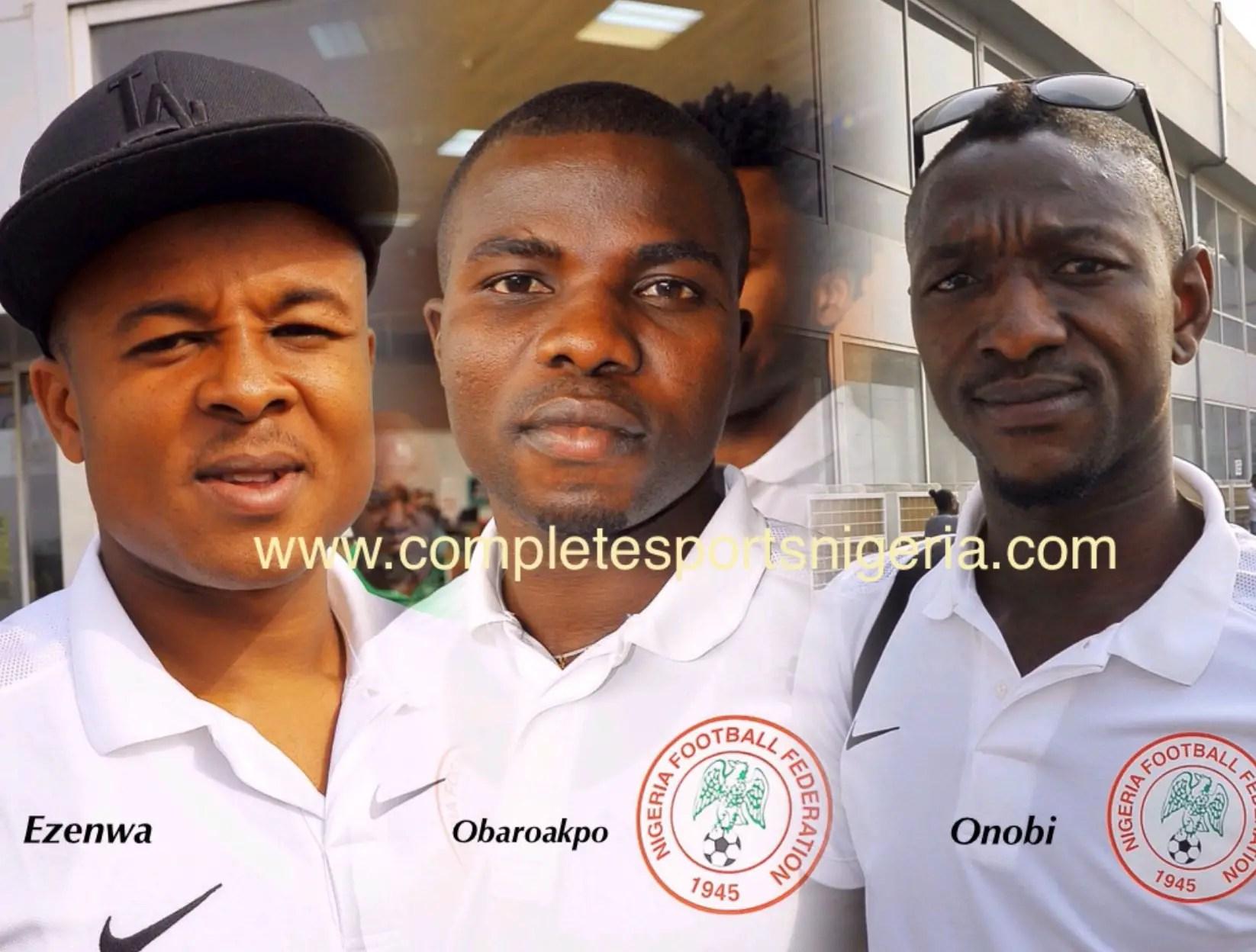 Ezenwa, Obaroakpo, Onobi Vie For Home Eagles Vice-Captaincy