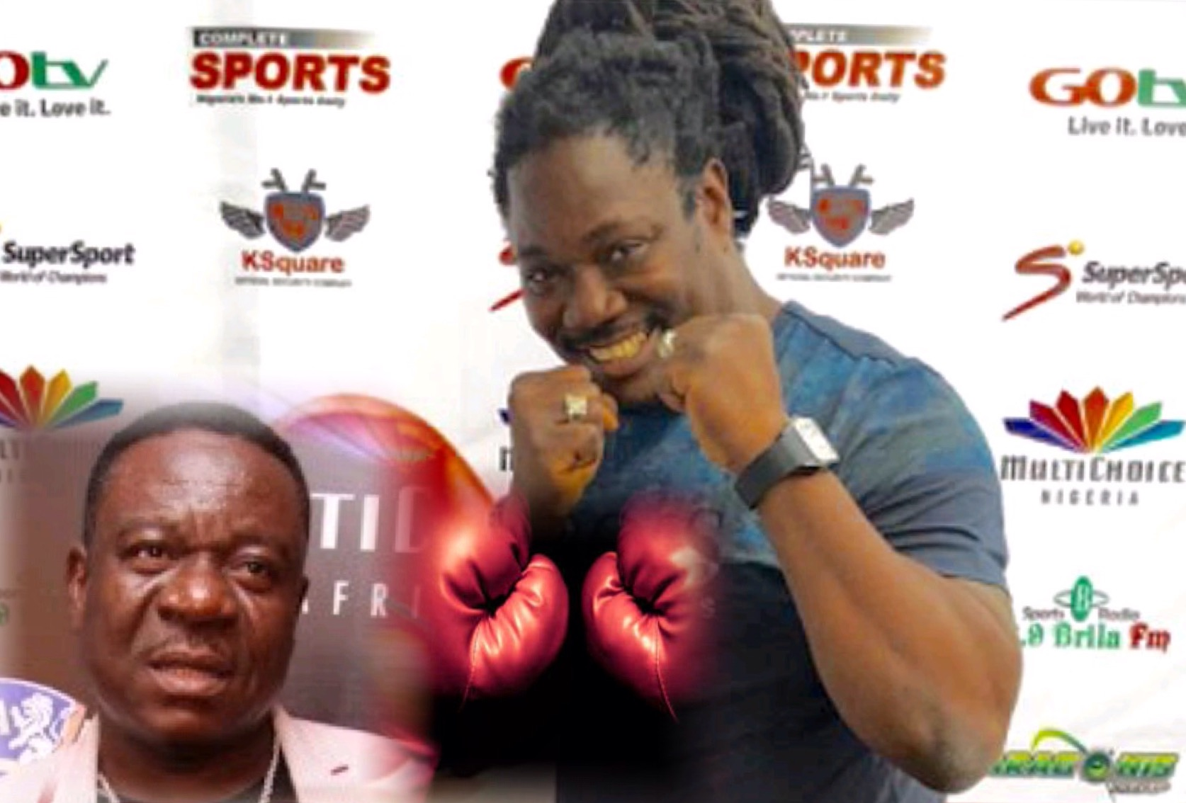 Naija Boxing Dying! Mr Ibu, Daddy Showkey Call For Rescue