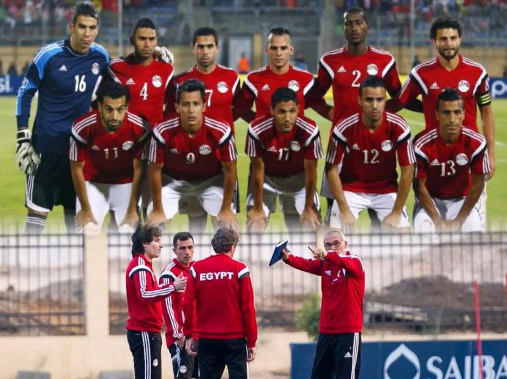 Ahead Super Eagles Vs Pharaohs:  Egypt Coach Name 32 For Libya, Jordan Friendlies