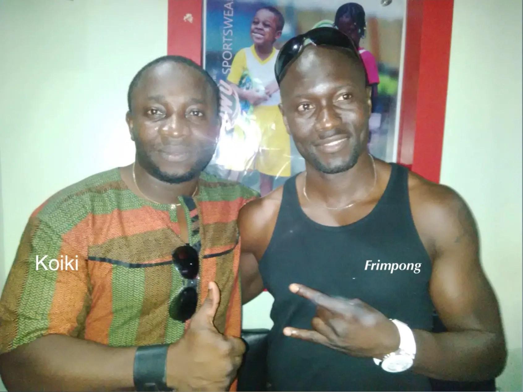 Joetex Frimpong: Nigerian League Made Me, I Am A Ghanaian-Nigerian