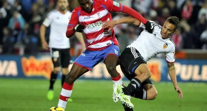Copa Del Rey: Success, Agbo Fall With Granada To Valencia