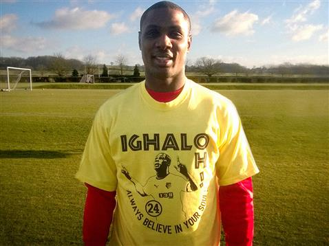 Interview: Odion Ighalo On Sportsfrenzee