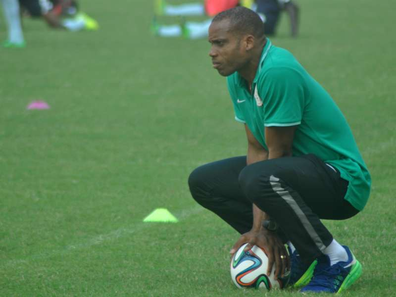 Oliseh: Home Eagles Not Title Contenders Yet