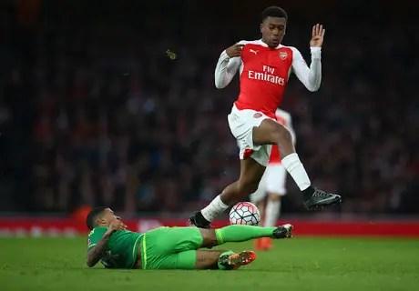 Iwobi: I'm Trying To Be Better Than Okocha