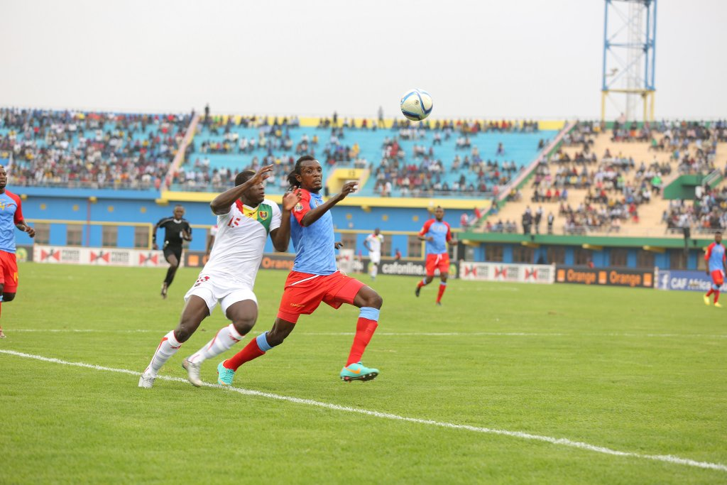 CHAN: DR Congo Beat Guinea, Zoom Into Final